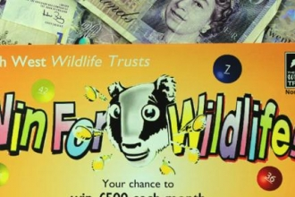 image of Win for wildlife lottery