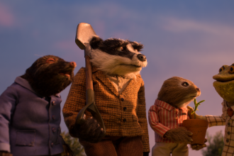 Wind in the willows film trailer general static image of characters - RESTRICTED USE - contact Marketing.