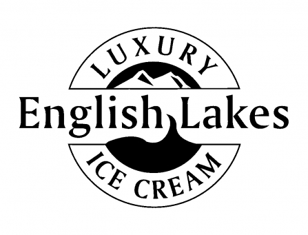 english lakes luxury ice cream logo