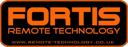 Fortis remote technology logo