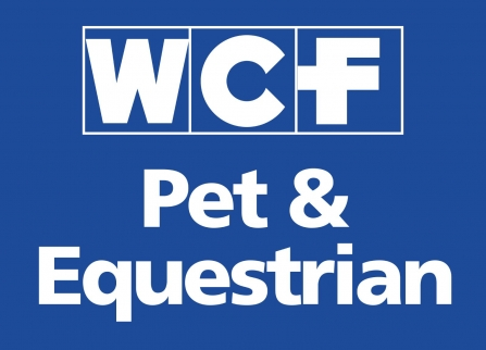 WCG pet and equestrian logo