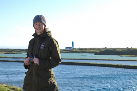 Sarah Dalrymple - Reserves Officer & South Walney Nature Reserve Warden at cumbria wildlife trust
