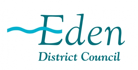 Eden district council colour RGB logo