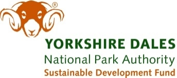 Yorkshire dales national park authority sustainable development fund logo