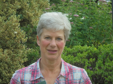 Julie Barrett - Treasurer of Cumbria Wildlife Trust
