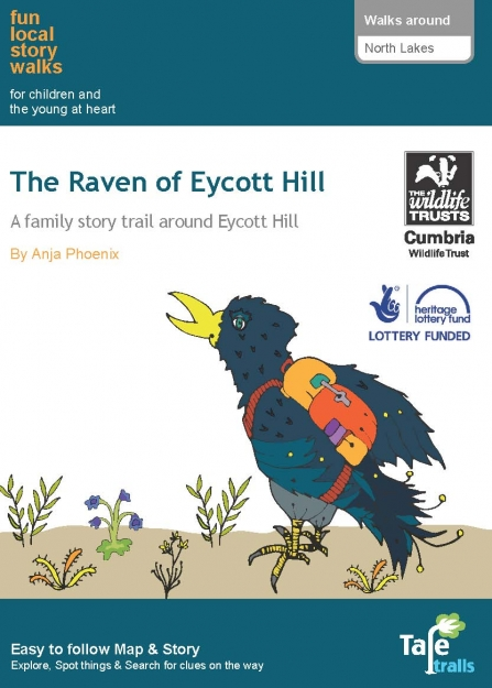 Eycott Hill Tale trail front cover