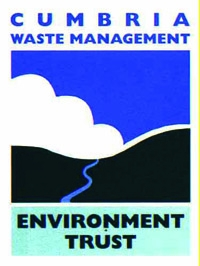 cumbria waste management environment trust logo