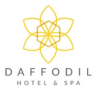 The daffodil hotel logo