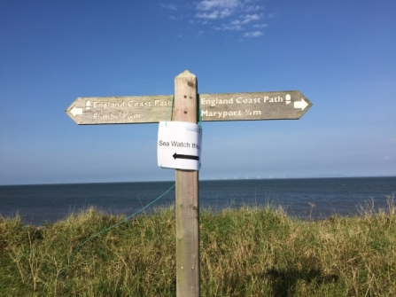 Seawatch sign 2016